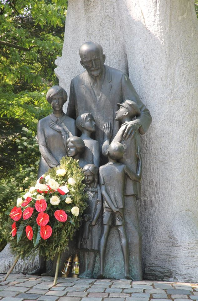 OS – statue with children